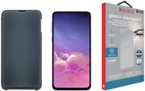 Samsung Galaxy S10e 128GB Black + Protection Package