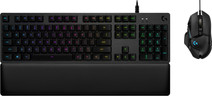 Logitech G513 toetsenbord  + G502 muis