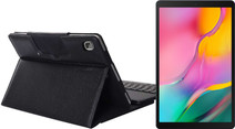 Samsung Galaxy Tab A 10.1 (2019) WiFi 32GB Black + Just in Case Keyboard Book Case