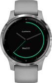 Garmin Vivoactive 4S - Silver/Gray - 40mm