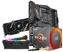 AMD Extreme Upgrade Kit + Gigabyte 2080 Ti Xtreme 11G