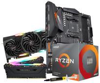 AMD Extreme Upgrade Kit + MSI 2080 Ti Gaming X Trio 11G