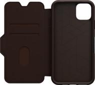 Otterbox Strada iPhone 11 Pro Max Book Case Bruin