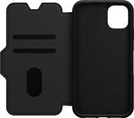 Otterbox Strada iPhone 11 Book Case Black