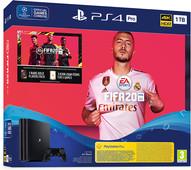Sony PlayStation 4 Pro 1 TB + FIFA 20/ PS+ 14 dagen