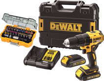 DeWalt DCD777S2T-QW + 32-delige Bitset
