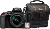 Nikon D3500 + 18-55 VR starterkit
