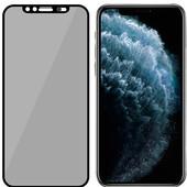 PanzerGlass Privacy Camslider iPhone X/Xs/11 Pro Screenprotector Glas zwart