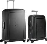 Samsonite S'Cure Spinner 55cm + S'Cure Spinner 75cm suitcase set
