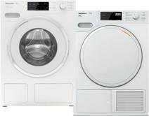 Miele WWI 660 XL W1 TwinDos + Miele TWE 620 WP