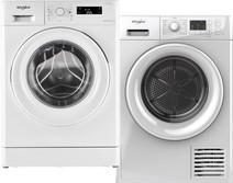 Whirlpool FWF71683WE EU Fresh Care + Whirlpool FTBE M10 72