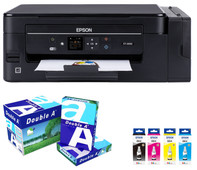 Epson Ecotank ET-2650 incl. Printing package for over 20,000 prints