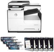 Startpakket HP PageWide Pro 477dw
