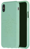Pela Eco Friendly iPhone Xs Max Back Cover Blauw (Turtle Edition)