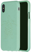 Pela Eco Friendly iPhone X/Xs Back Cover Blauw (Turtle Edition)