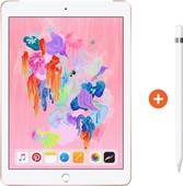 Apple iPad (2018) 128GB WiFi Gold + Apple Pencil