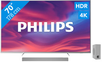 Philips The One (70PUS7304) - Ambilight + Soundbar