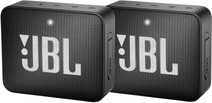 JBL Go 2 Duo Pack Zwart