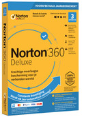 Norton Security 360 Deluxe 2019 | 3 Apparaten | 1 Jaar
