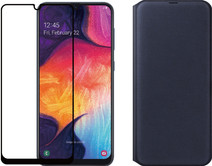 Samsung Galaxy A50 Black + Protection Package