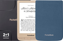 Pocketbook Touch Lux 4 Limited Edition Goud + E-readerhoes