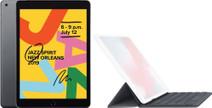 Apple iPad (2019) 128 GB Wifi Space Gray + Smart Keyboard