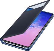 Samsung Galaxy S10 Lite S View Book Case Zwart
