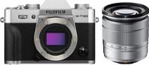 Fujifilm X-T30 Silver + XC 16-50mm f/3.5-5.6 OIS II Silver