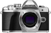 Olympus E-M10 Mark III Traveller DZIIR Kit Zilver