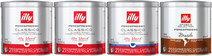 Illy Iperespresso Proefpakket Classico + Lungo + Brazil 84 cups