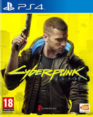 Cyberpunk 2077: Day One Edition PlayStation 4