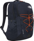 The North Face Jester 15'' Urban Donkerblauw/Oranje 29L