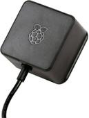 Raspberry Pi 15.3W USB-C Power Supply Zwart