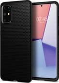 Spigen Liquid Air Samsung Galaxy S20 Plus Zwart