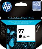 HP 27 Cartridge Zwart (C8727AE)