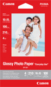 Canon GP-501 Glossy Photo Paper 100 Sheets 10x15cm