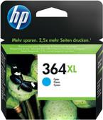 HP 364XL Cartridge Cyaan (CB323EE)