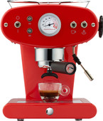 Illy X1 Ground Red