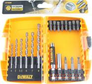 DeWalt 19-piece Tough Case Bit and Drill Set