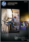 HP Advanced Glossy Foto Papier 60 Vel (10 x 15)