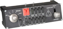 Saitek Flight Simulation Pro Flight Switch Panel  PC
