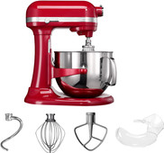 KitchenAid Artisan Mixer 5KSM7580XEER Bowl-Lift Imperial Red