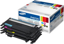 Samsung CLT-P4072C Rainbow Kit