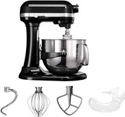 KitchenAid Artisan Mixer 5KSM7580XEOB Bowl-Lift Onyx Black