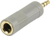 Bandridge Headphones Adapter 6.3mm to 3.5mm