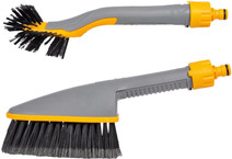 Hozelock Car washing brush and wheel brush
