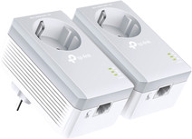 TP-Link TL-PA4010P Geen WiFi 500 Mbps 2 adapters