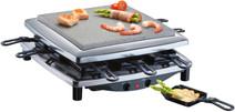 Steba Steengrill gourmet raclette RC3 Plus Chroom