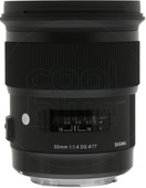Sigma 50mm f/1.4 DG HSM Art Canon