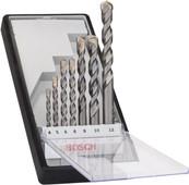 Bosch Robust Line 7-piece Stone Bore Set